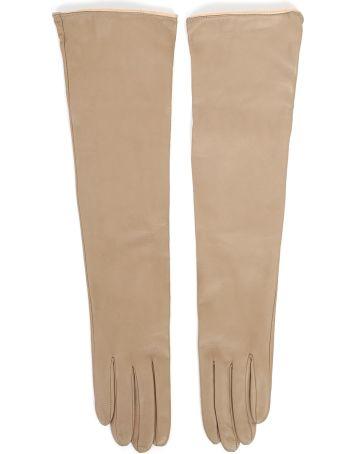 SEMICOUTURE Erika Cavallini Leather Gloves