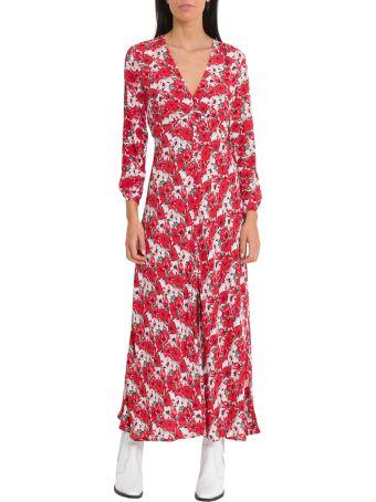 Rixo London Katie Floral Dress