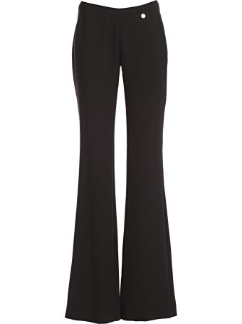 Versace Collection Bootcut Trousers