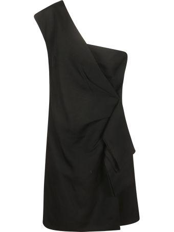 Victoria Beckham One-shoulder Dress