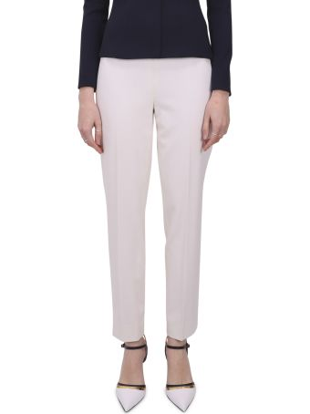 Ralph Lauren Cream Annie Trousers
