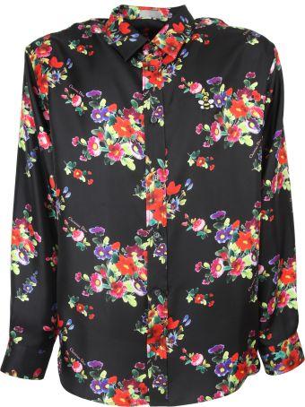 Dior Homme Floral Print Shirt