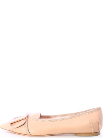 Roger Vivier Ballett Shoes Pink Patent