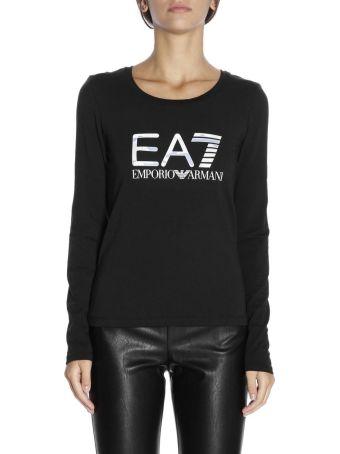 EA7 Sweater T-shirt Women Ea7