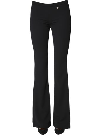 Versace Collection Flare Trousers