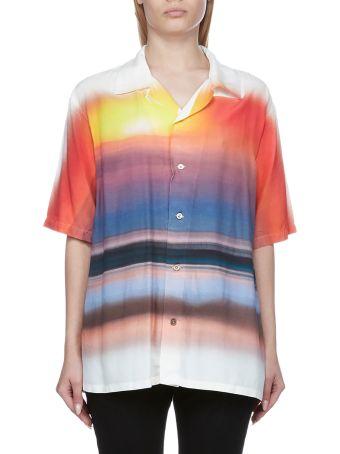 AMBUSH Oversized Gradient Shirt