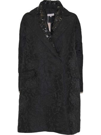 Dice Kayek Embroidered Coat