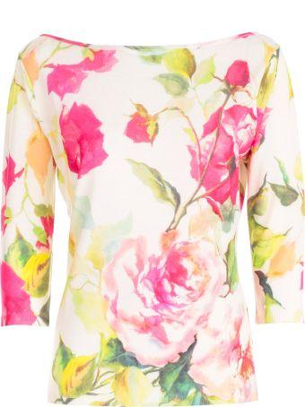 Blugirl Floral Top