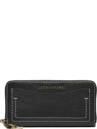 Marc Jacobs Grind Standard Zip Around Wallet