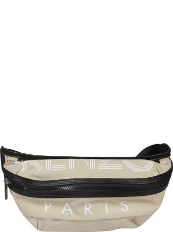 Kenzo Logo Detail Belt Bag