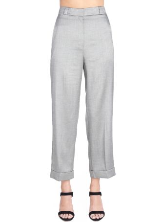 Theory 'straight Cuff' Pants