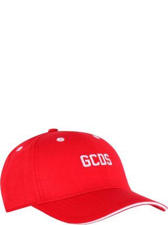GCDS Mini Red Hat
