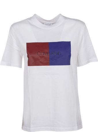 Calvin Klein Printed Logo T-shirt