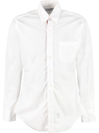 Thom Browne Cotton Button-down Shirt