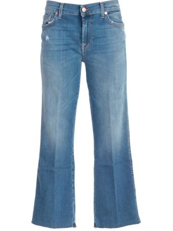 7 For All Mankind Seven For All Mankind Flared Jeans