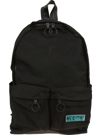 Off-White Off White Logo Patch Backpack