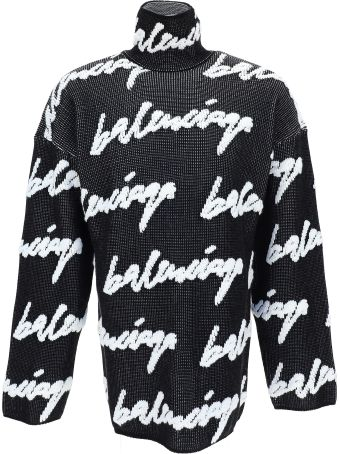 Balenciaga Highneck Knit