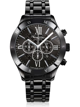 Thomas Sabo Rebel Ceramic Men's Chronograph Watch