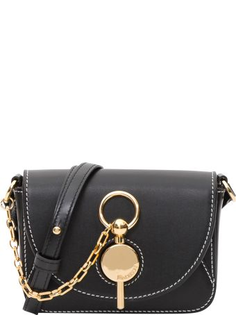 J.W. Anderson Keyts Nano Leather Shoulder Bag