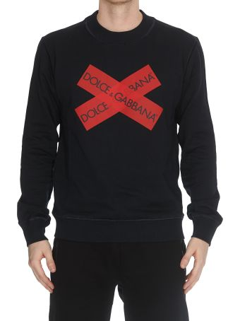 Dolce & Gabbana Crew Neck Sweatshirt