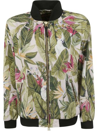 Woolrich Printed Bomber