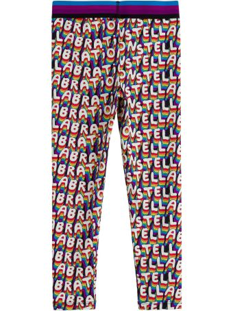 Stella McCartney Kids Stellabration Leggings