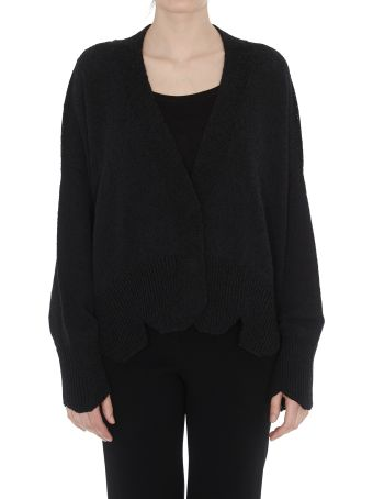 Maison Flaneur Loose Fit Cardigan