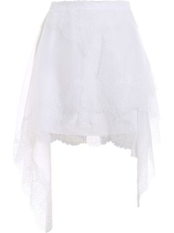 Ermanno Scervino Lace Skirt