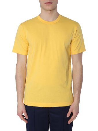 Comme des Garçons Shirt Boy Round Neck T-shirt