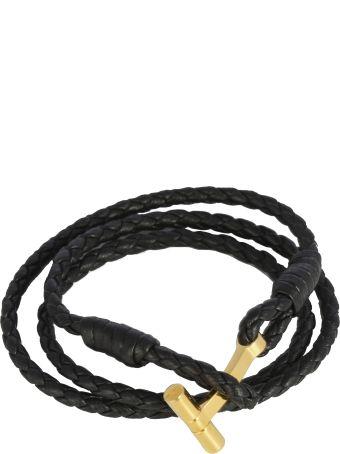 Tom Ford Woven String Bracelet