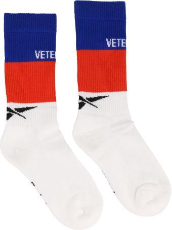 VETEMENTS Striped Socks