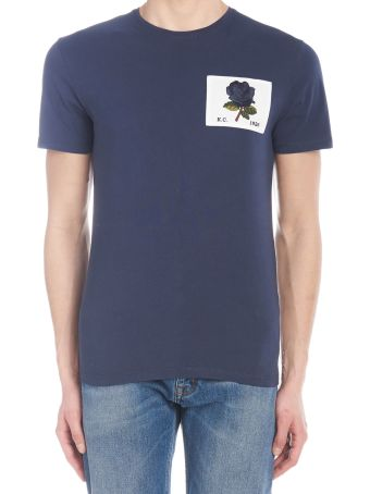 Kent & Curwen 'new Rose' T-shirt