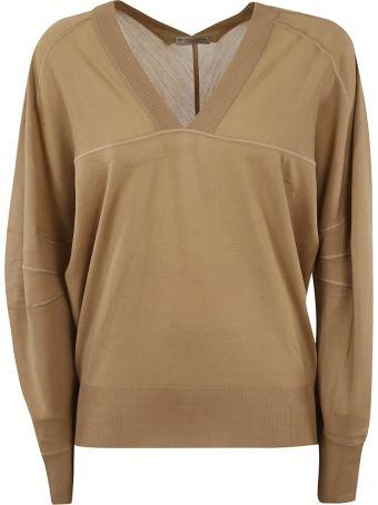 Bottega Veneta Bell Sleeves Sweater