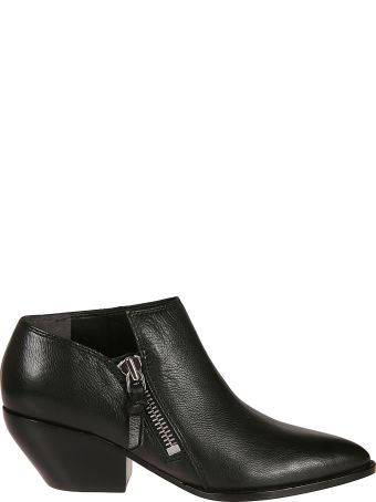 Sigerson Morrison Zipped Ankle Boots