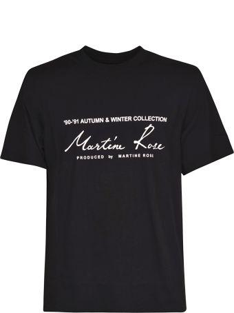 Martine Rose Classic Logo T-shirt