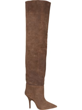 Yeezy Season 7 Boots