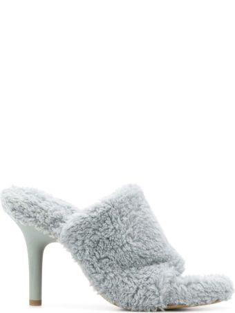 Yeezy Fur Detail Mules