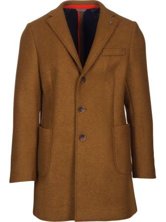 Manuel Ritz Mixed Viscose Coat