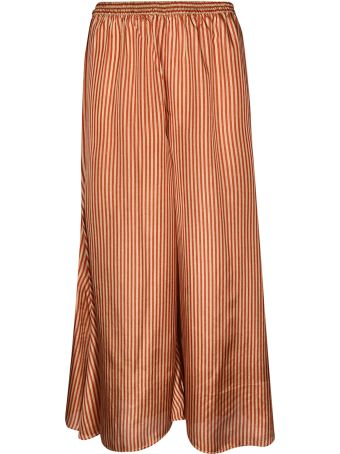 Mes Demoiselles Striped Trousers