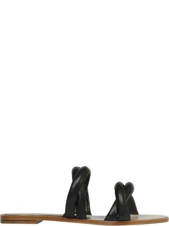 Francesca Bellavita Mash Mellow Flat Sandals