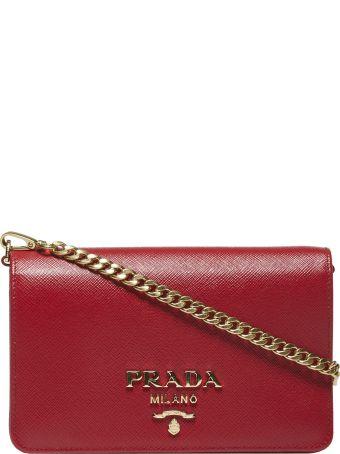 Prada Saffiano Crossbody Bag