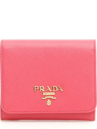 Prada Flap Wallet