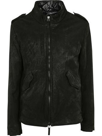 Dacute Zipped Jacket