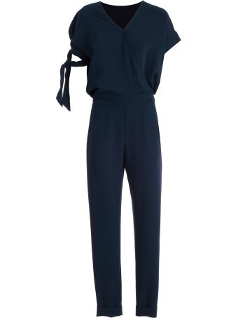 Parosh P.a.r.o.s.h. Fitted Jumpsuit