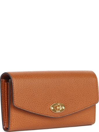 Mulberry Leather Darley Wallet