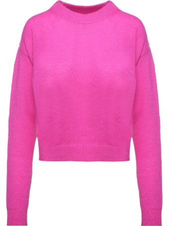 Jardin des Orangers Cropped Wool And Cashmere-blend Sweater