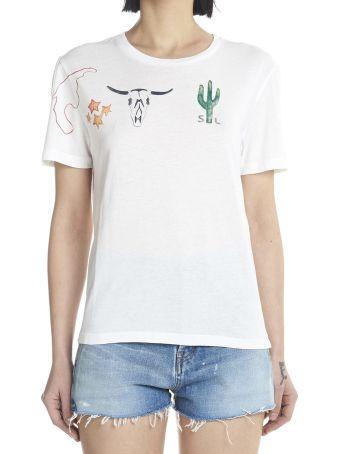 Saint Laurent 'arizona' T-shirt