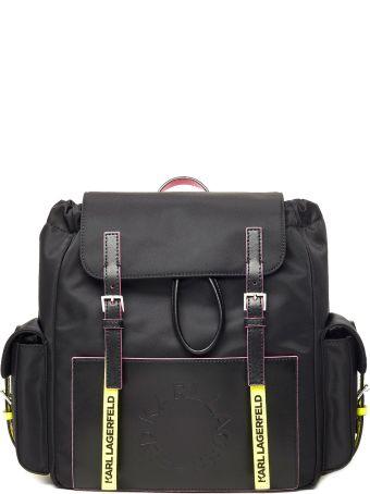 Karl Lagerfeld 'k/neon' Bag