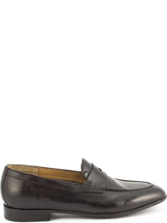 Green George Brown Maremma Leather Loafer