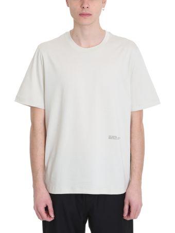 OAMC Beige Se Cotton T-shirt